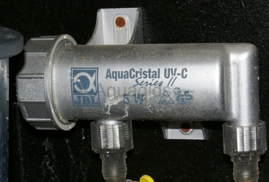 Hoelang uv lamp aan aquarium